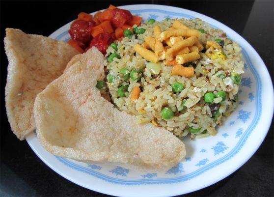 fish&rice